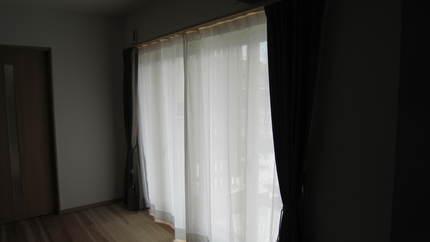 こだわりのカーテン