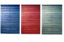 カラフルな木製ブラインド