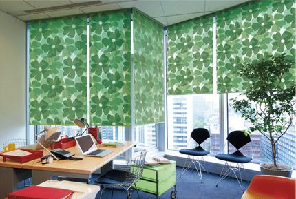 グラフィックコレクション~お部屋の窓をとっておきのデザインに・・・