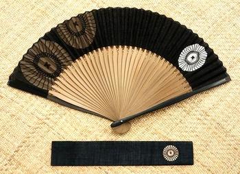 渋好み扇子セット 和傘(専用箱・扇子袋付き)4,000.jpg