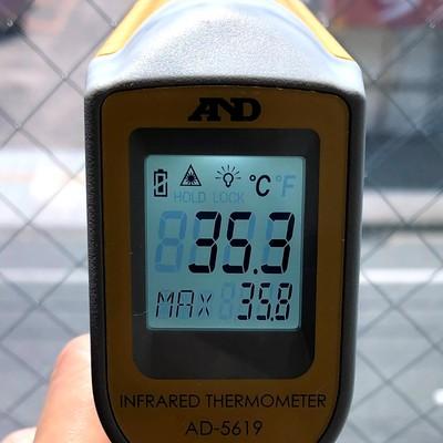 2020.6.16 2Fガラス表面温度.jpgのサムネイル画像のサムネイル画像