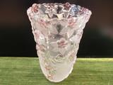 アートクリスタル花瓶