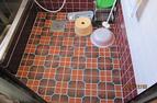 浴室床のリフォーム