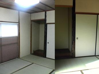 和室のリフォーム